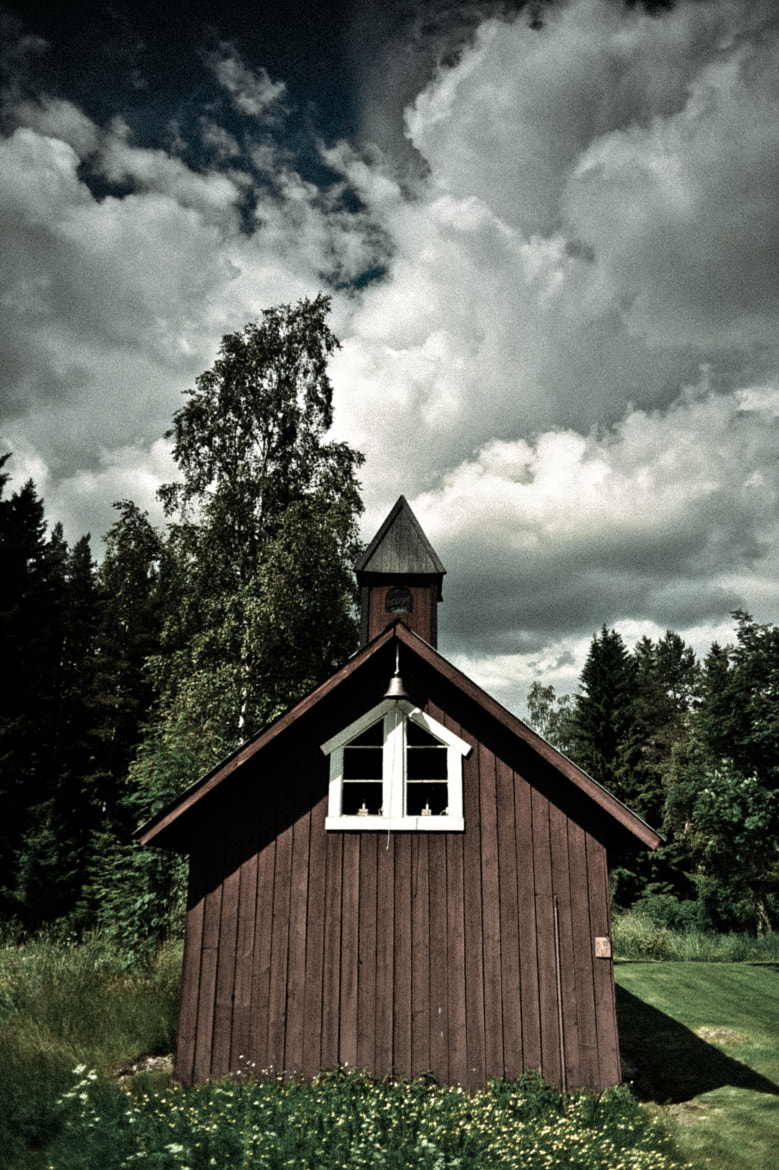 Photograph The Church by Leigh  Bloomfield on 500px