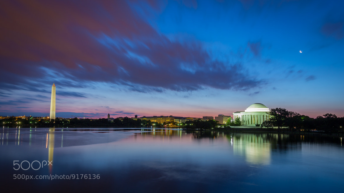 Photograph Tidal Basin by Kevin Moore on 500px