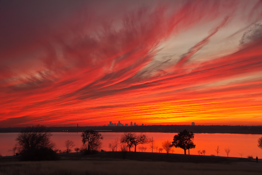 Photograph 1-2-2013 White Rock Lake, Dallas by 4Sight Photography  on 500px