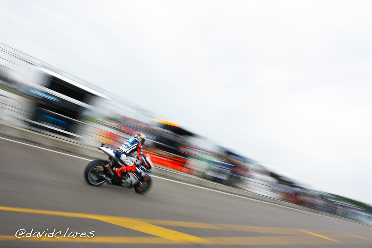 Photograph Jorge Lorenzo REF. 0066 by David Clares on 500px