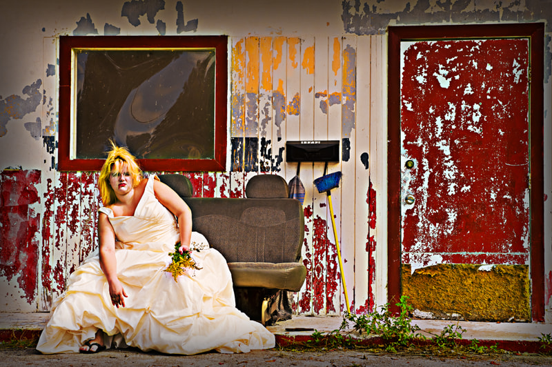 Photograph stranded bride by Joseph DiCristofalo on 500px