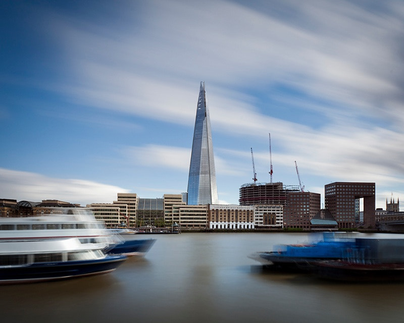 Photograph The Shard #1 by Terry Gibbins on 500px