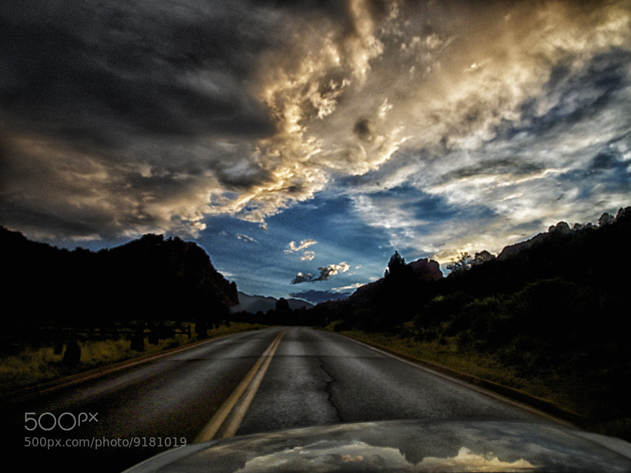 Photograph Drive into Surreal by Blindman shooting on 500px