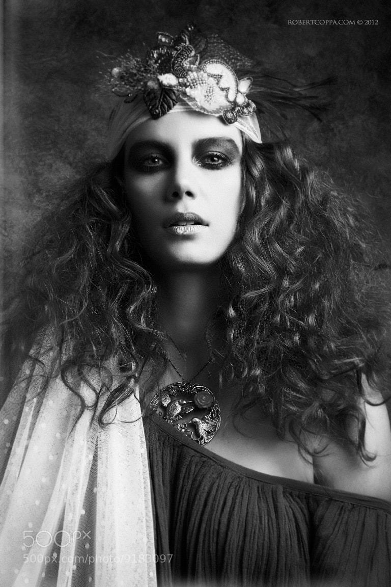 Photograph Boho Gypsie Bride by Robert Coppa on 500px