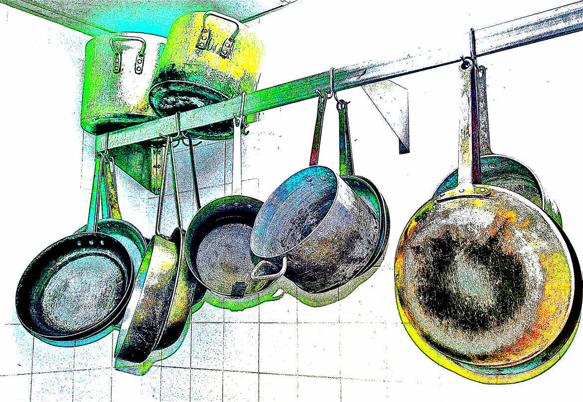 Photograph Pots And Pans by Kenneth r Rowley on 500px