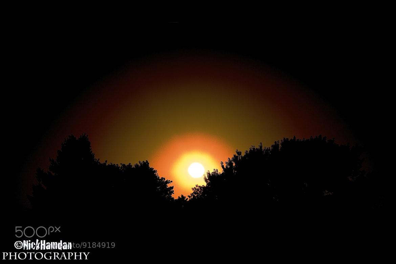 Photograph Sun Rainbow  by Nick Hamdan on 500px