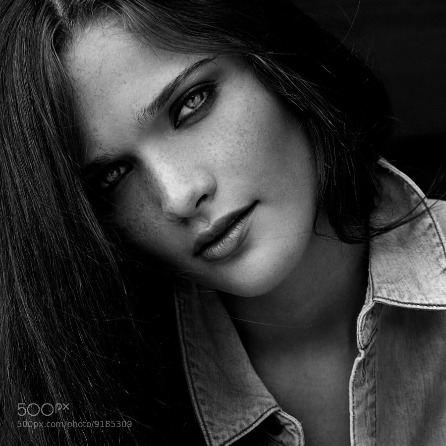 Photograph Daniela by Robert Beczarski on 500px
