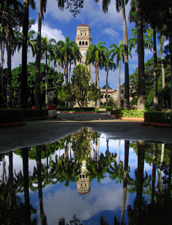 Photograph University of Puerto Rico by Carlos Gotay on 500px