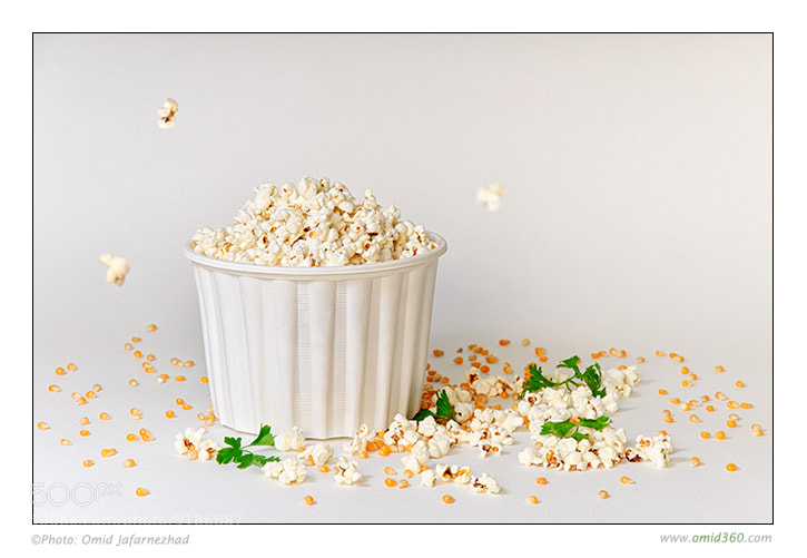 Photograph kimia popcorn by Omid Jafarnezhad on 500px