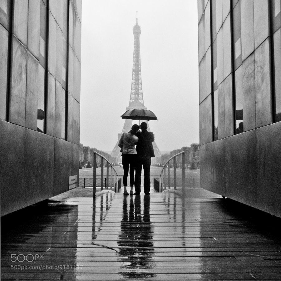 Rainy tower by Joanna Lemanska (MissCoolpics)) on 500px.com