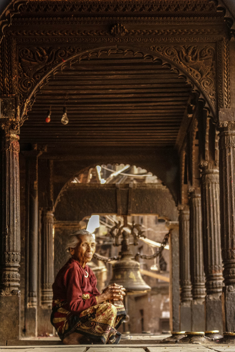 Photograph Ageing Gracefully by Sujan Maharjan on 500px