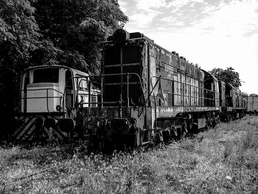 Photograph Gray 2012 : Far West by Frantz Ronzeau on 500px