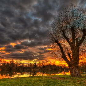 Red dawn by Boris Frkovic (borisfrkovic)) on 500px.com