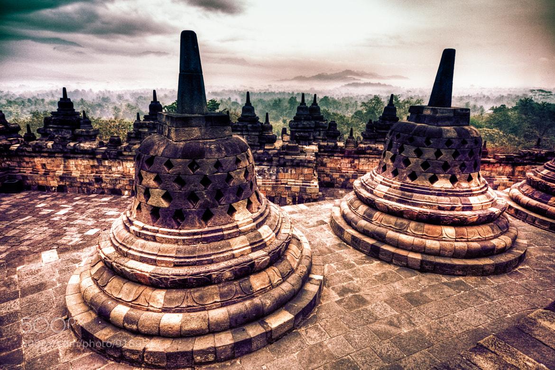 Photograph Borobudor by Ewan Tupper on 500px