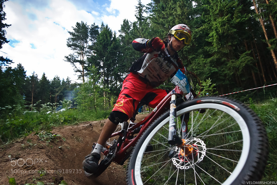 Photograph MTB Rider I by Artem Achkasov on 500px