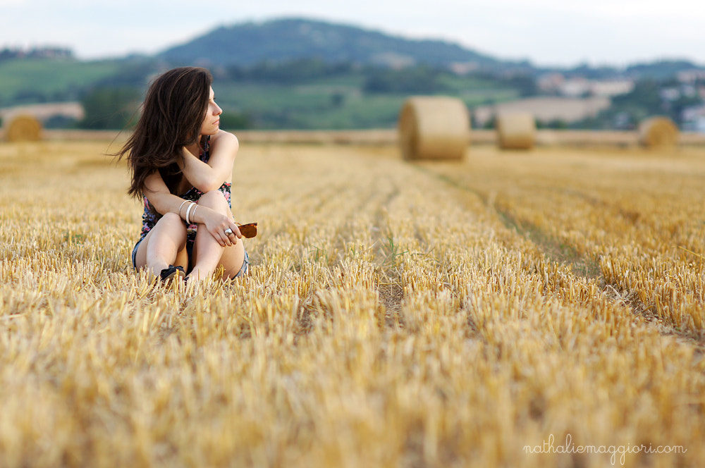 Photograph Benedetta by Nathalie Maggiori on 500px