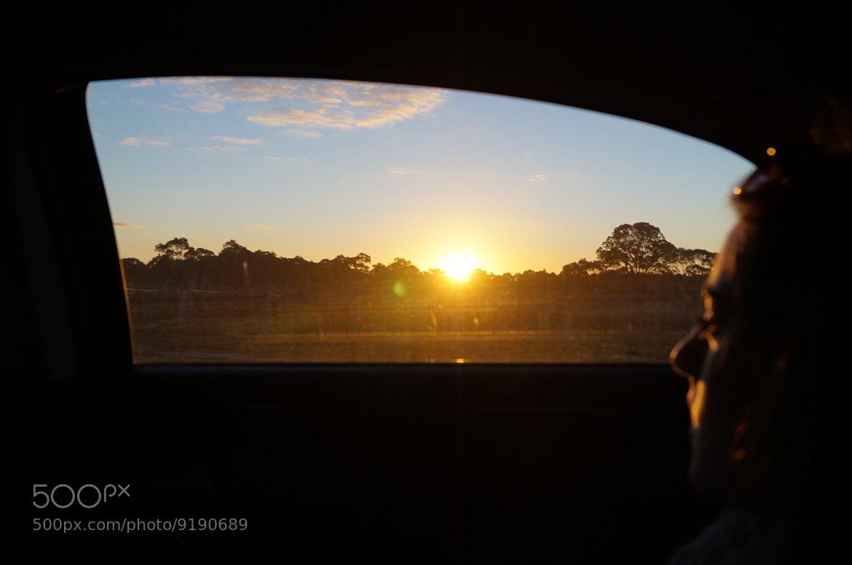 Photograph Barossa Sunset by Luke Cotter on 500px