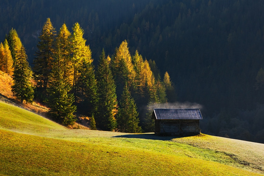 Photograph In the valley  by Daniel Řeřicha on 500px