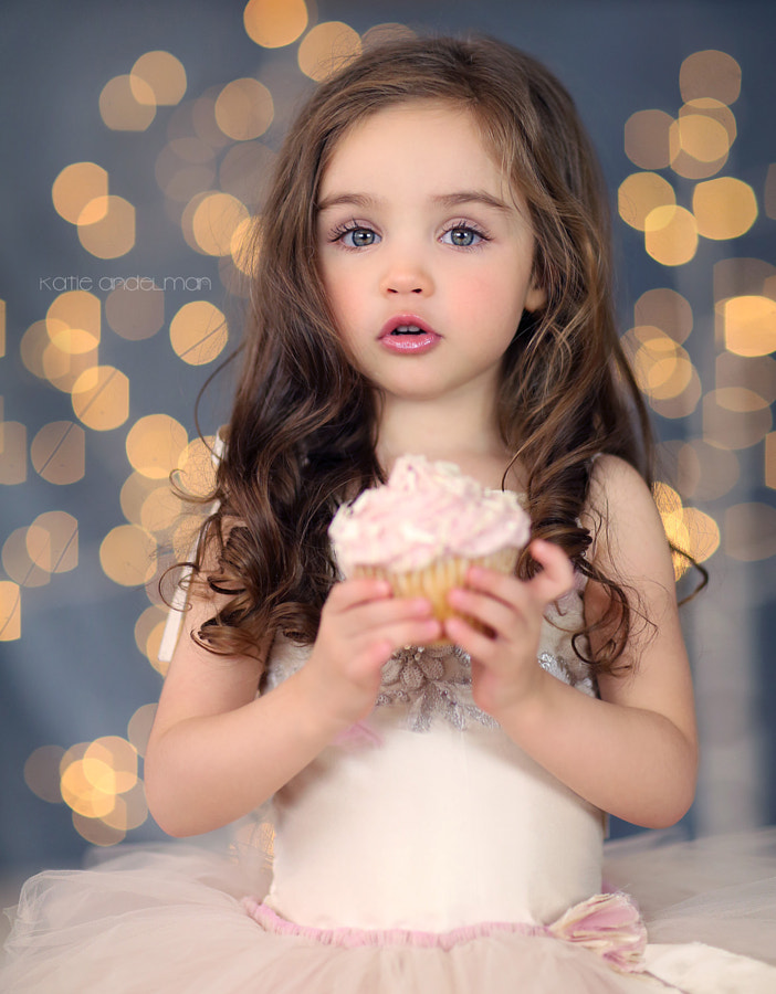 Cupcake by Katie Andelman  on 500px