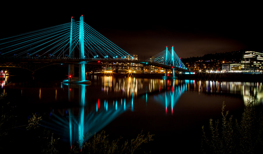 Photograph Tilikum Crossing by Ums99 on 500px
