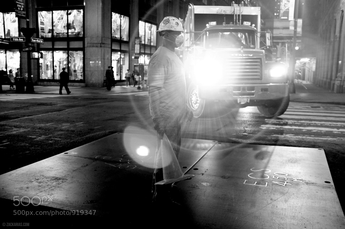 Photograph NYC :: Midnight Street Crew by Zack Arias on 500px