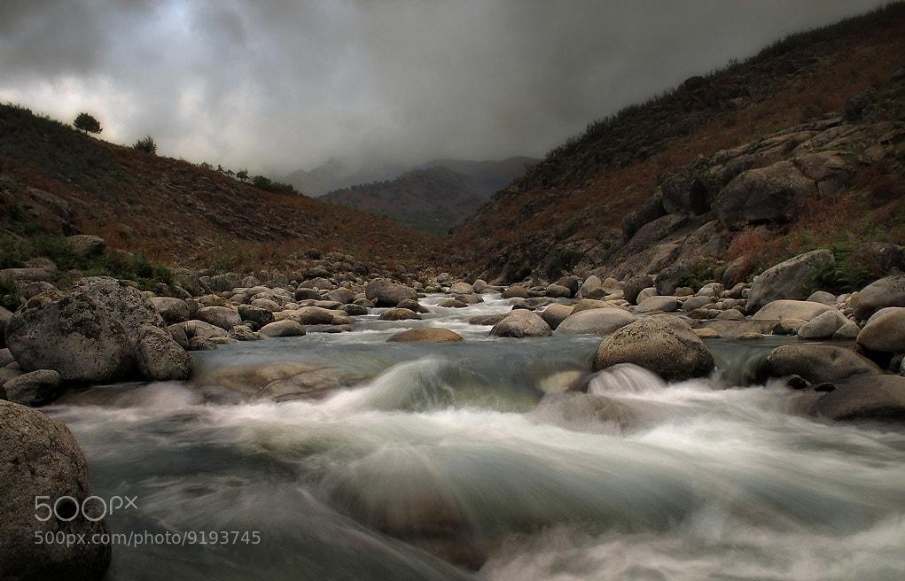 Photograph Llega la tormenta by Amador  on 500px