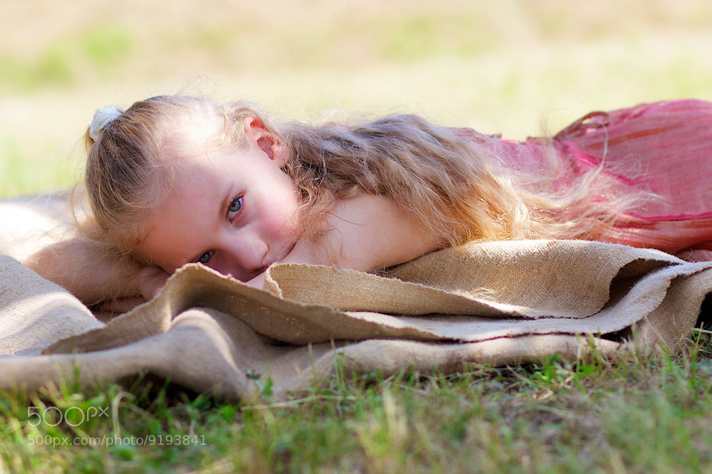 Photograph Summer nap by Katalin Gerencsér on 500px