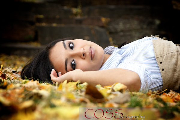 Photograph Autumn by Cesar Coss on 500px