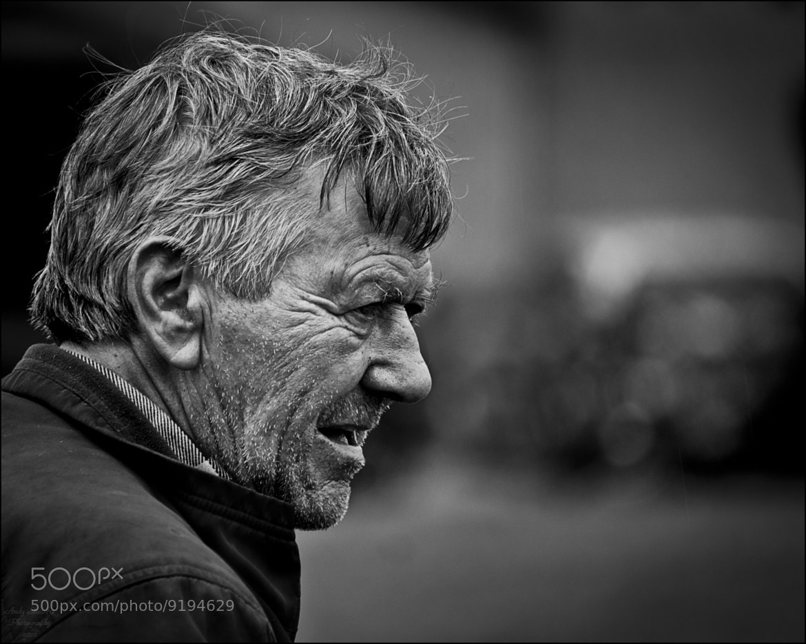Photograph Old Man by Andy Stuart on 500px