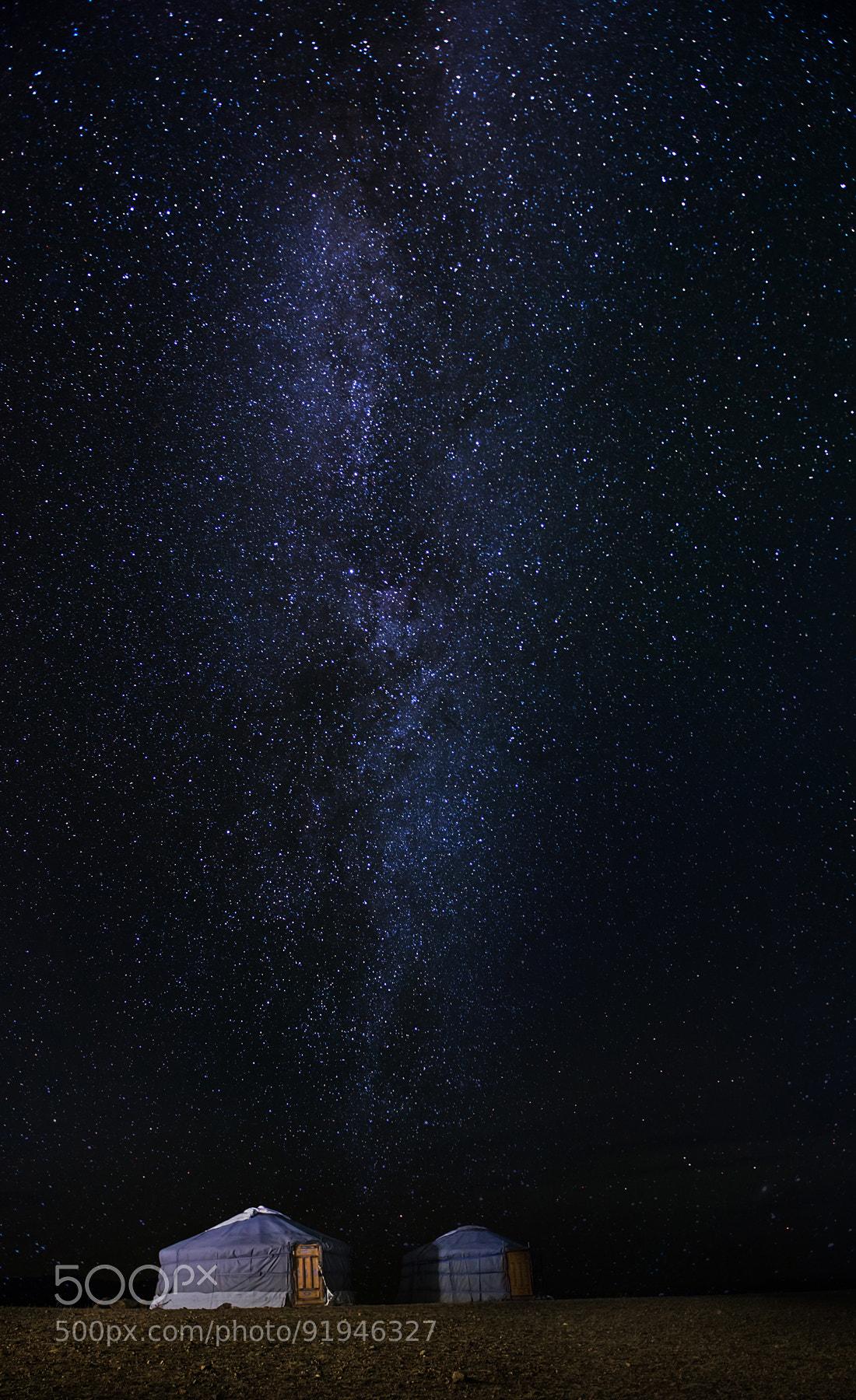 Infinite space - Magazine cover