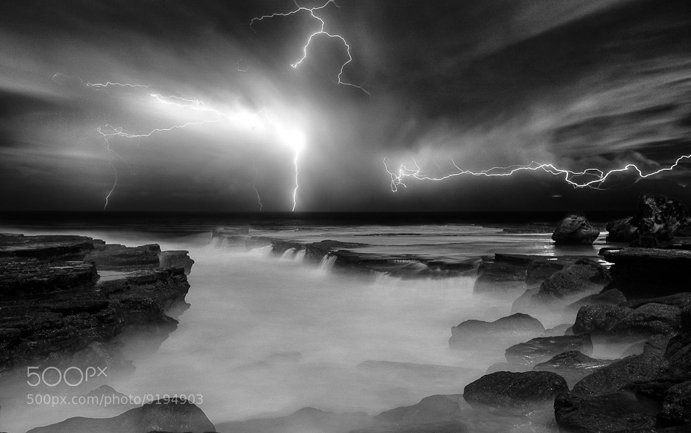Photograph Storm Light II by Jimmy - on 500px