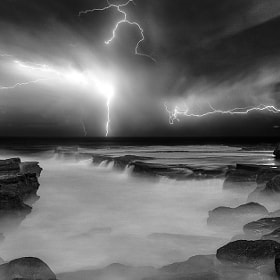 Storm Light II