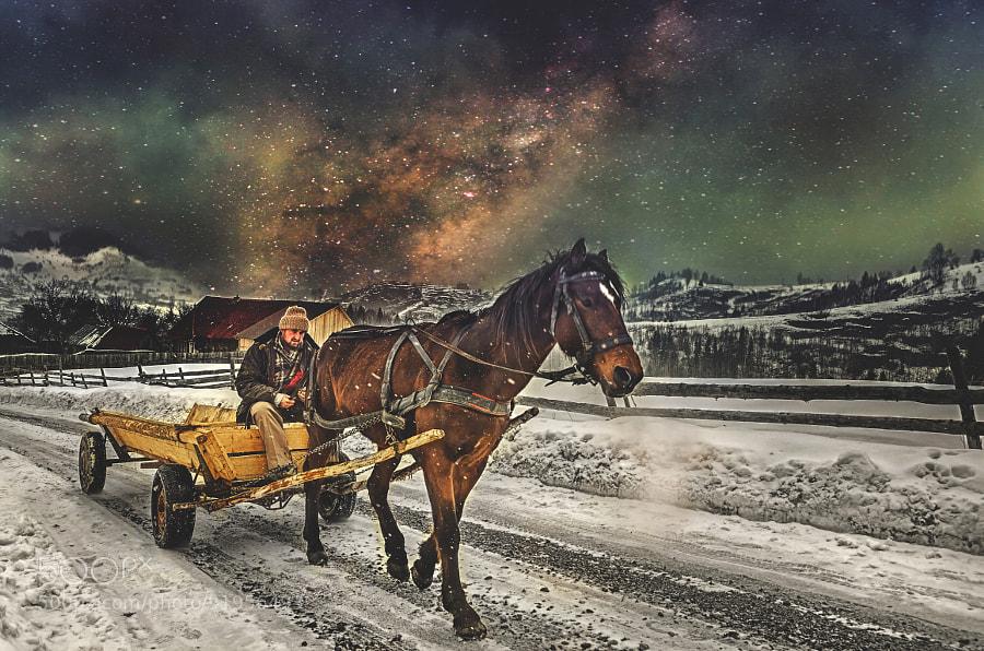 Photograph Romanian winter by Bogdan Tache on 500px