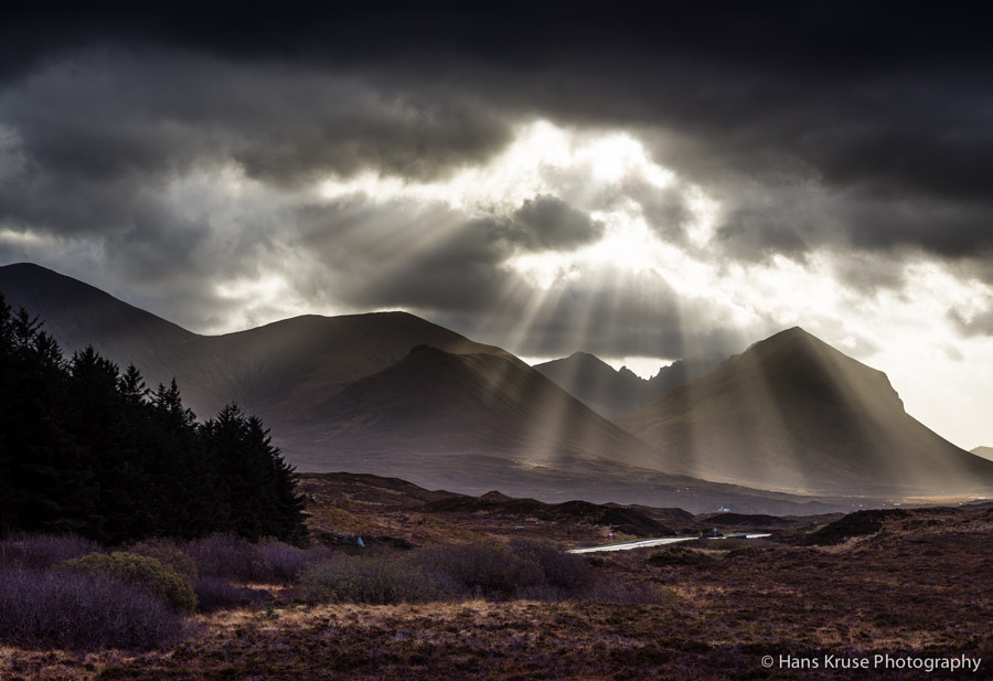 This photo was shot during a research trip to Scotland in November 2014.