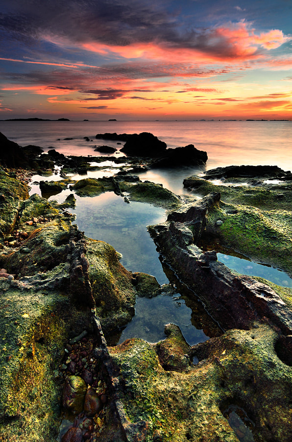 Photograph Beauty of The Sunset by Ade Rinaldi on 500px