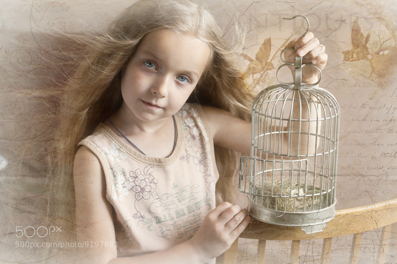 Photograph little dreamer by Yulia Pletinka on 500px