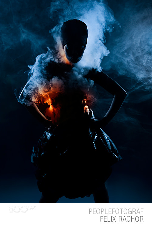 Photograph FASHION FIRE by Felix Rachor on 500px