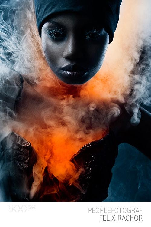 Photograph FIRE by Felix Rachor on 500px