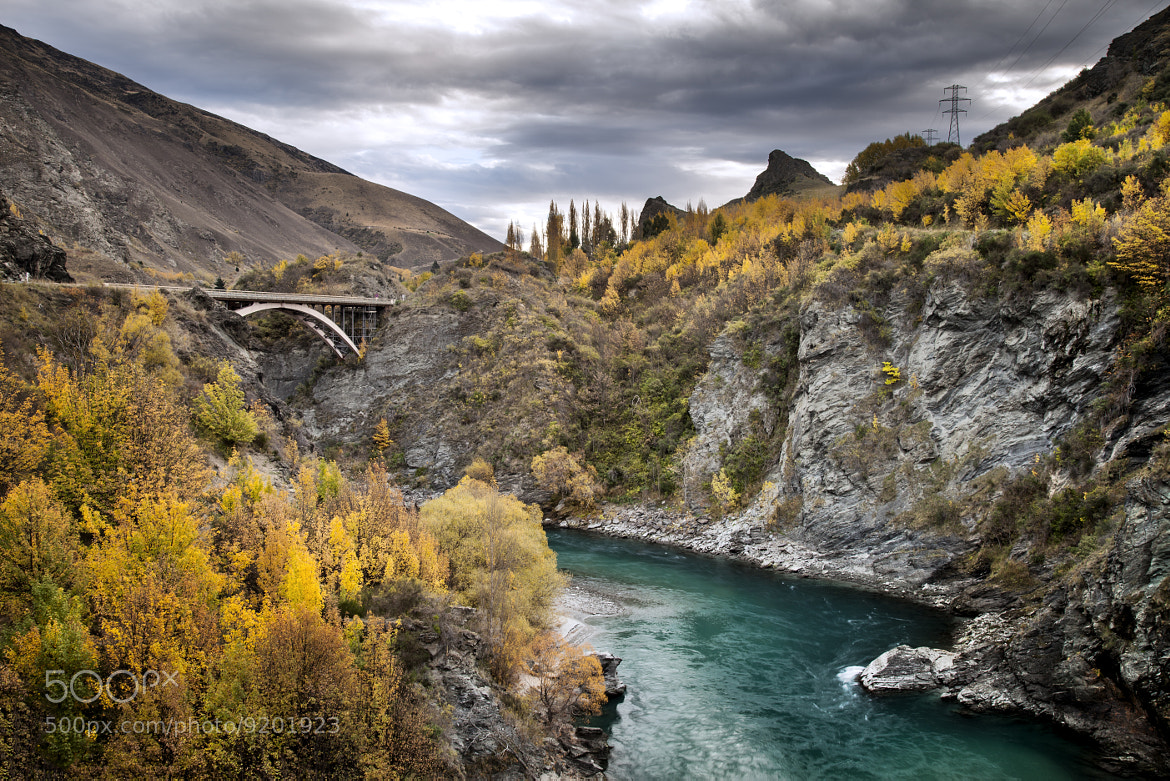 Photograph Kawarau Bridge by Nathan Kaso on 500px