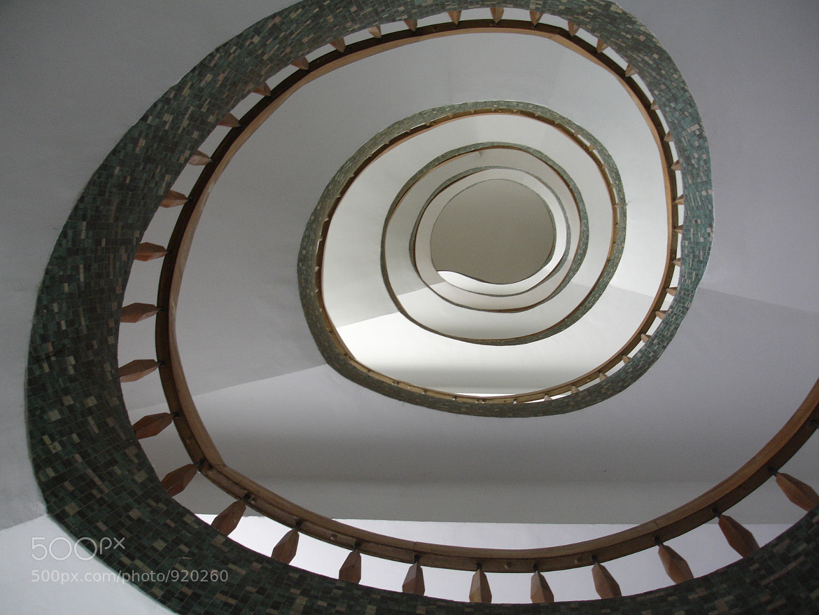 Photograph spiral by Barna  on 500px