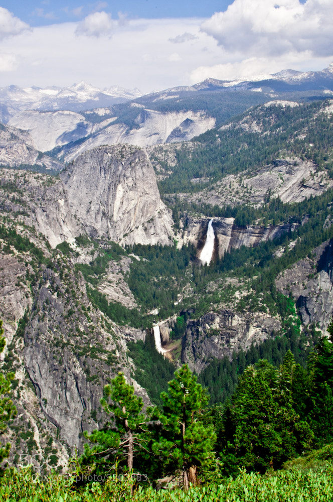 Photograph Waterfalls in the Distance by Will So on 500px