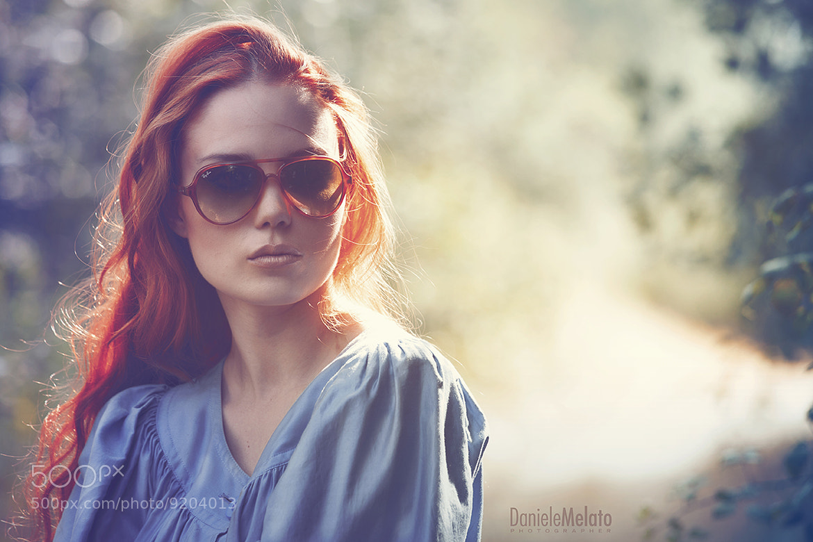 Photograph Vanessa by Daniele Melato on 500px