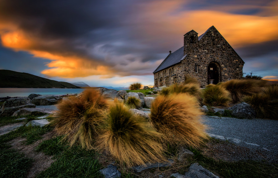 Church of the Good Shepherd by Paparwin Tanupatarachai on 500px.com