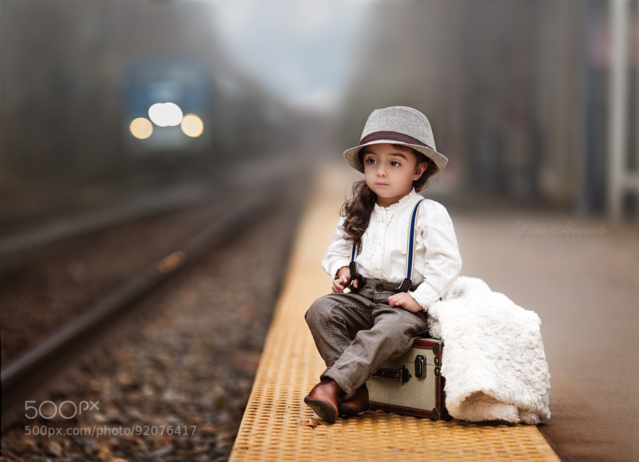Photograph It's A Big World Out There... by Lilia Alvarado on 500px