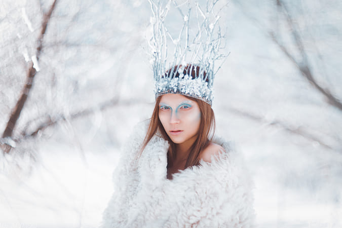 Snow queen by Kimberly Potvin on 500px