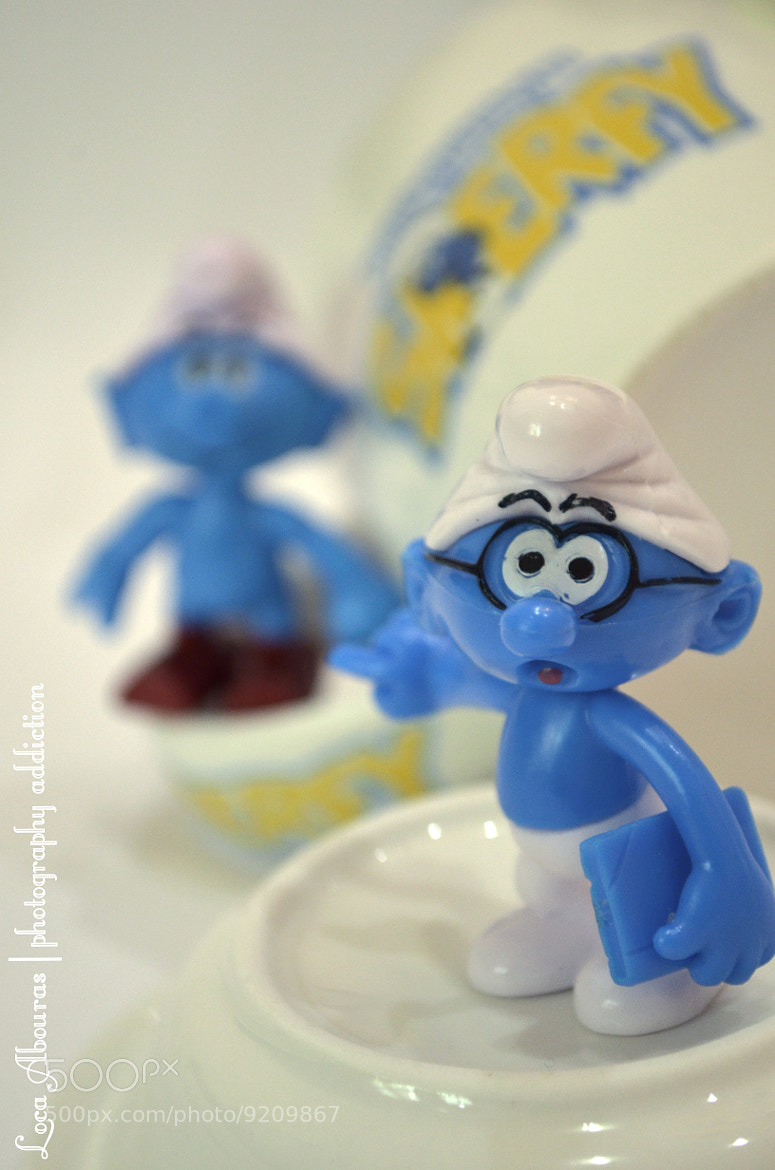 Photograph smurfy by Malak Abouras on 500px