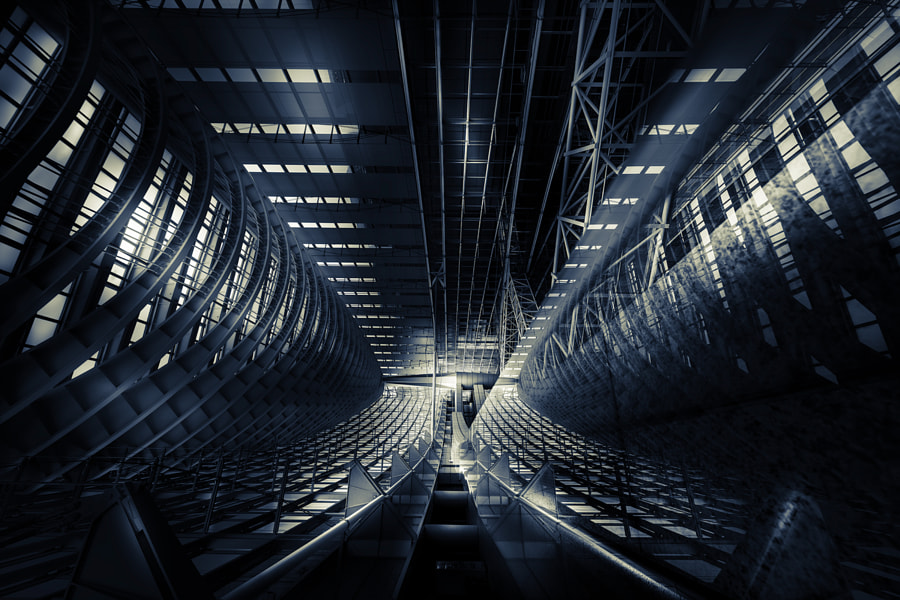 S.O.D sense of dimension:Ⅲ by Yoshihiko Wada on 500px.com