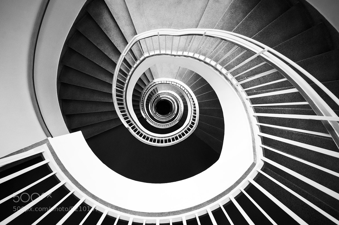 Photograph downstair by Steven Ritzer on 500px