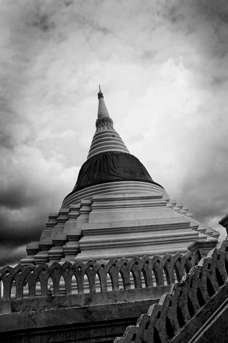 Photograph Pagoda in thailand by Attapon Ramkomut on 500px