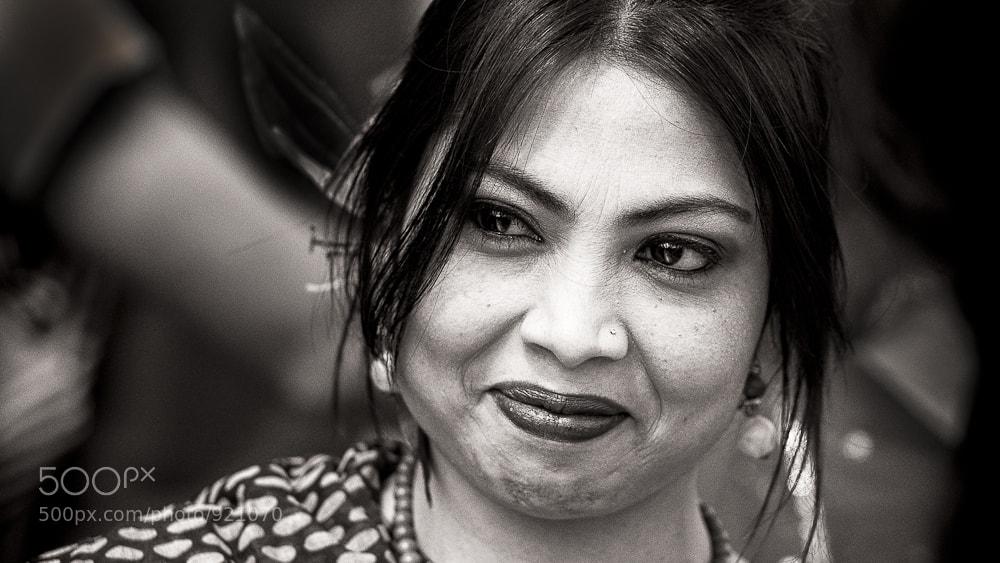 Photograph Baishakhi Mela portrait by Chris Kench on 500px